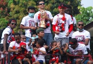 Persipura Jayapura Dan Arema Indonesia ke Piala AFC 2014