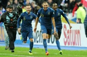 Prancis Akhirnya Lolos Ke Brasil Secara Dramatis