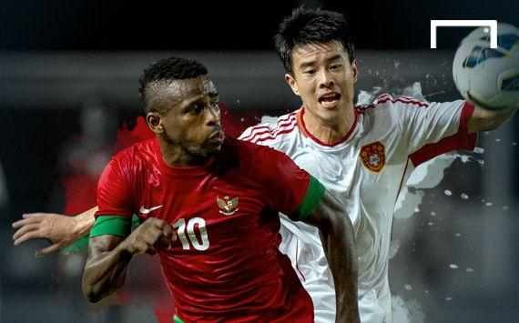 Prediksi Pertandingan Bola Indonesia vs Cina 1-0