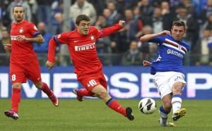 Prediksi pertandingan Bola - FC Internazionale vs Sampdoria