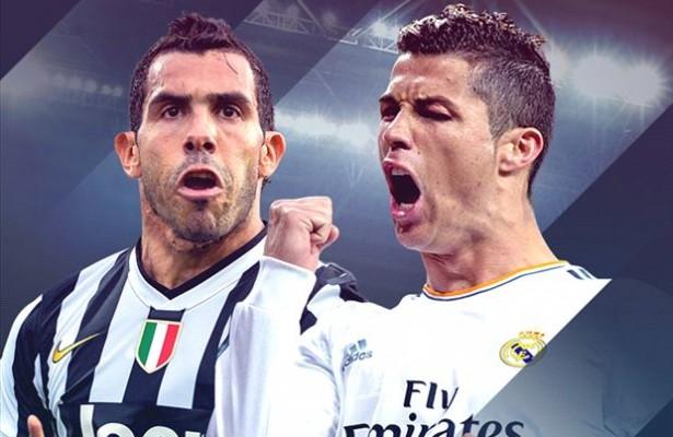 Real Madrid Akan Memakai Jersey Baru Kontra Juventus