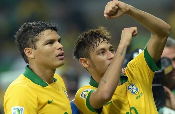 Robinho menggantikan posisi Diego Costa di Timnas Brasil