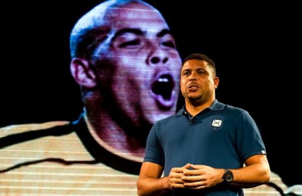 Ronaldo prediksikan Brasil juara Piala Dunia 2014