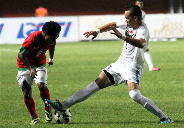 Timnas Indonesia Bantai Laos 3-0