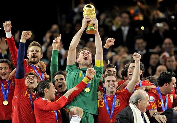 FIFA Naikkan Hadiah Uang Juara Piala Dunia 2014