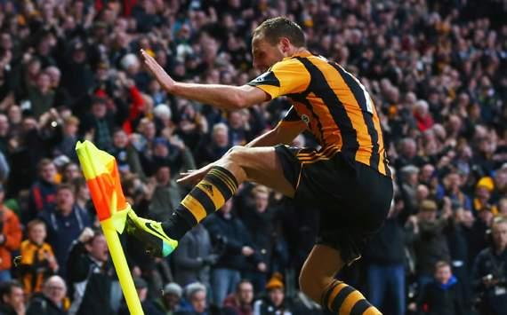Hasil Bola Liga Inggris - Hull City Tumbangkan Liverpool dengan skor 3-1