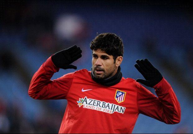 Klopp ingin Diego Costa sebagai pengganti Lewandowski.