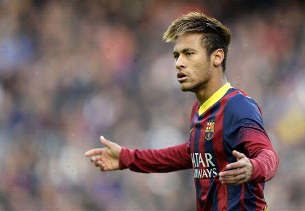 Neymar Ingin sukses seperti Ronaldinho dan Rivaldo