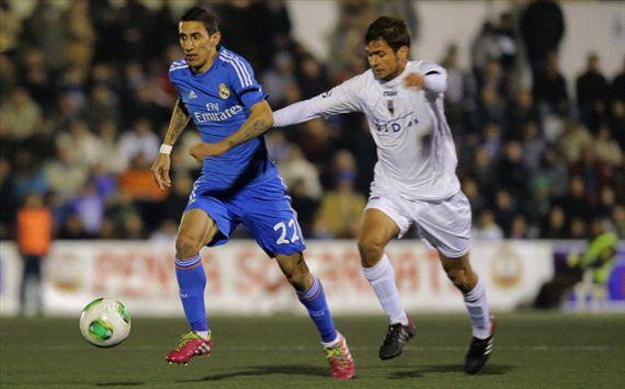 Real Madrid hanya mampu bermain imbang tanpa gol lawan Olimpic de Xativa