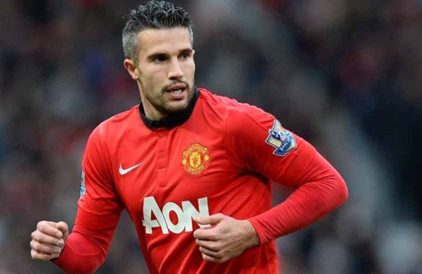 Robin Van Persie akan meninggalkan Manchester United