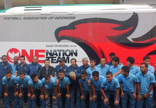 Timnas Indonesia U-23 Berangkat ke Myanmar SEA Games 2013