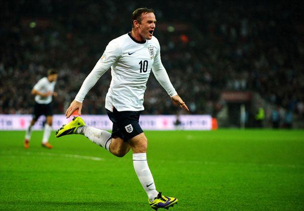 Walau ada di grup neraka, Rooney tetap tak sabar pergi ke Brasil