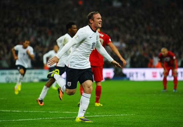 Wayne Rooney Bakal Bersinar Di Piala Dunia 2014 Brasil