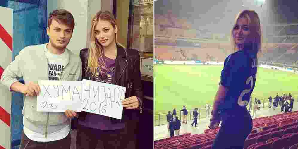 Sofija Milosevic, Model Cantik WAGS Inter Milan Terbaru