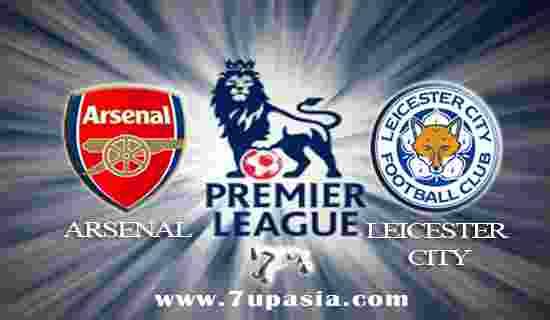 Prediksi Arsenal vs Leicester 12 Agustus 2017 - Liga Inggris