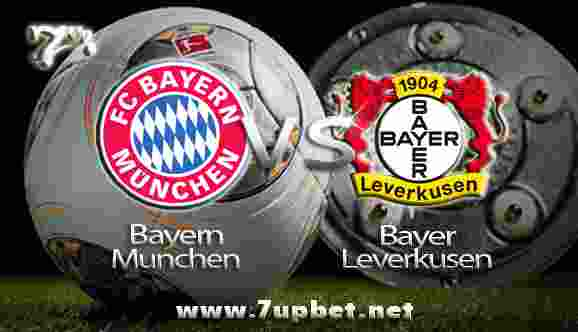 Prediksi Bayern Munchen vs Leverkusen 19 Agustus 2017 - Liga Jerman