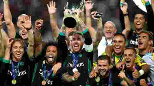 Penghormatan Barcelona untuk Real Madrid Jelang Piala Super Spanyol