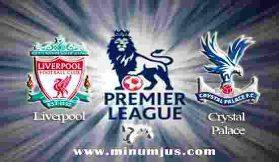 Prediksi Liverpool vs Crystal Palace 19 Agustus 2017 - Liga Inggris