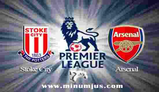 Prediksi Stoke City vs Arsenal 19 Agustus 2017 - Liga Inggris