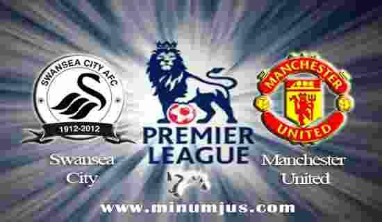 Prediksi Swansea vs Manchester United 19 Agustus 2017 - Liga Inggris