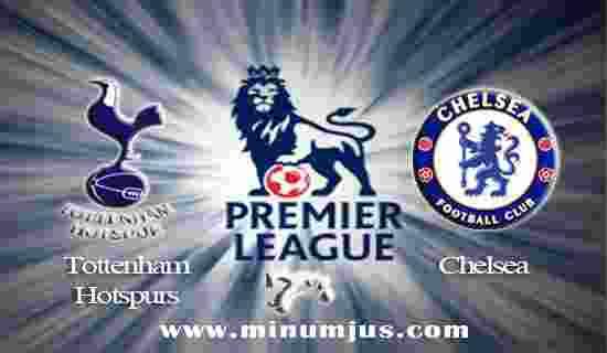 Prediksi Tottenham Hotspurs vs Chelsea 20 Agustus 2017 - Liga Inggris