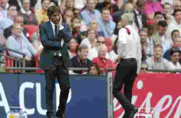 Conte Tak Butuh Dikasihani Wenger Terhadap Situasi Chelsea