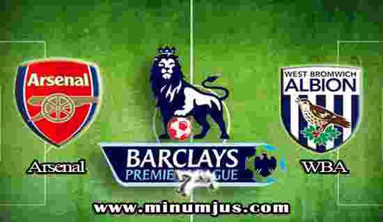 Prediksi Arsenal vs West Brom 26 September 2017 - Liga Inggris