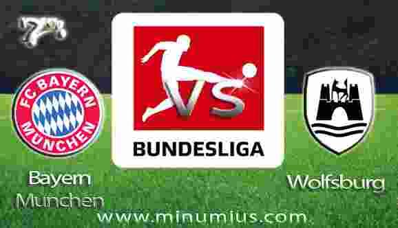 Prediksi Bayern Munchen vs Wolfsburg 23 September 2017 - Liga Jerman