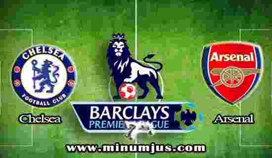 Prediksi Chelsea vs Arsenal 17 September 2017 - Liga Inggris