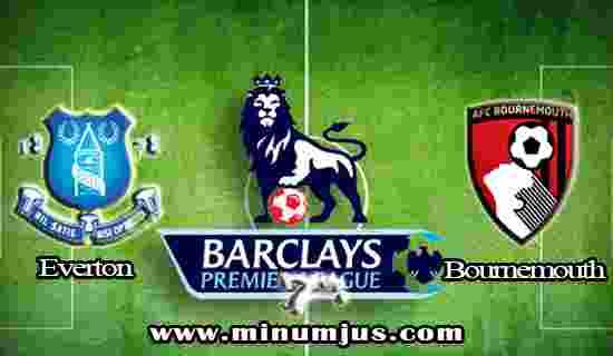 Prediksi Everton vs Bournemouth 23 September 2017 - Liga Inggris