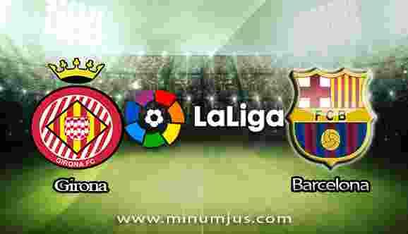 Prediksi Girona vs Barcelona 24 September 2017 - Liga Spanyol