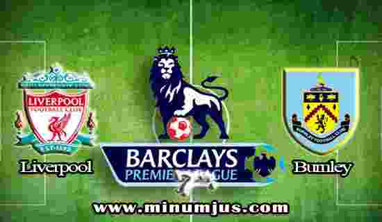 Prediksi Liverpool vs Burnley 16 September 2017 - Liga Inggris