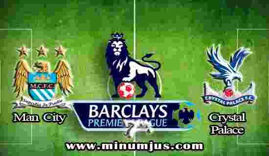 Prediksi Manchester City vs Crystal Palace 23 September 2017 - Liga Inggris