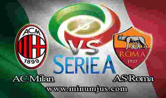 Prediksi AC Milan vs Roma 01 Oktober 2017 - Liga Italia
