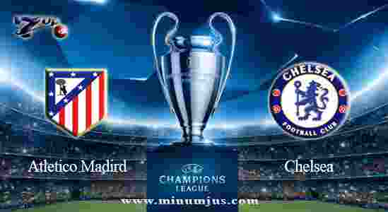 Prediksi Atletico Madrid vs Chelsea 28 September 2017 - Liga Champions