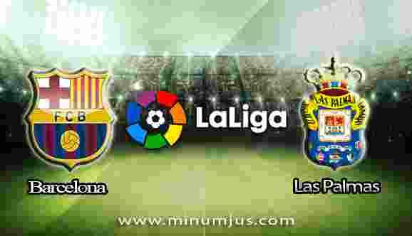 Prediksi Barcelona vs Las Palmas 01 Oktober 2017 - Liga Spanyol