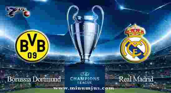 Prediksi Borussia Dortmund vs Real Madrid 27 September 2017 - Liga Champions