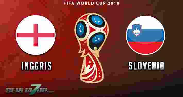 Prediksi England vs Slovenia 06 Oktober 2017 - Kualifikasi Piala Dunia