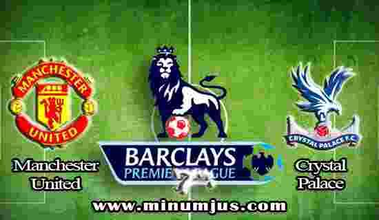 Prediksi Manchester United vs Crystal Palace 30 September 2017 - Liga Inggris