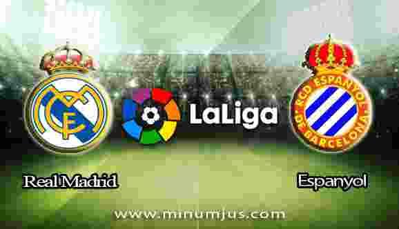 Prediksi Real Madrid vs Espanyol 02 Oktober 2017 - Liga Spanyol