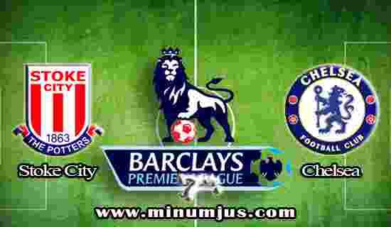 Prediksi Stoke City vs Chelsea 23 September 2017 - Liga Inggris