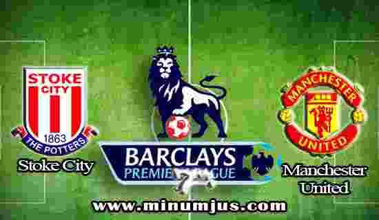 Prediksi Stoke City vs Manchester United9 September 2017 - Liga Inggris