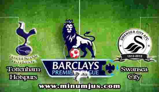 Prediksi Tottenham Hotspurs vs Swansea 16 September 2017 - Liga Inggris