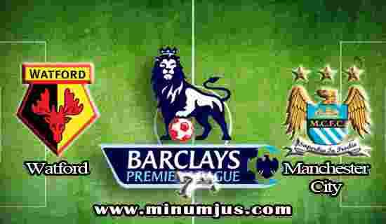 Prediksi Watford vs Manchester City 16 September 2017 - Liga Inggris