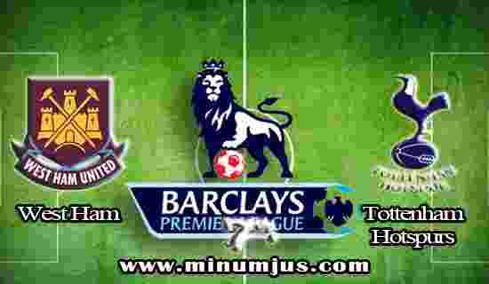 Prediksi West Ham United vs Tottenham Hotspurs 23 September 2017 - Liga Inggris