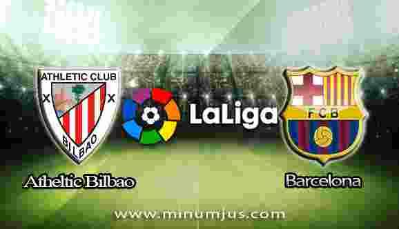 Prediksi Athletic Bilbao vs Barcelona 28 Oktober 2017 - Liga Spanyol