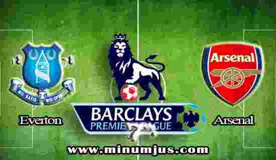 Prediksi Everton vs Arsenal 22 Oktober 2017 - Liga Inggris