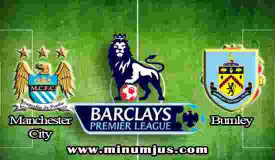 Prediksi Manchester City vs Burnley 21 Oktober 2017 - Liga Inggris