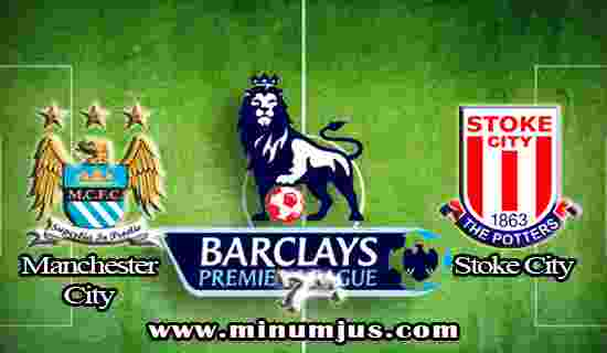 Prediksi Manchester City vs Stoke City 14 Oktober 2017 - Liga Inggris