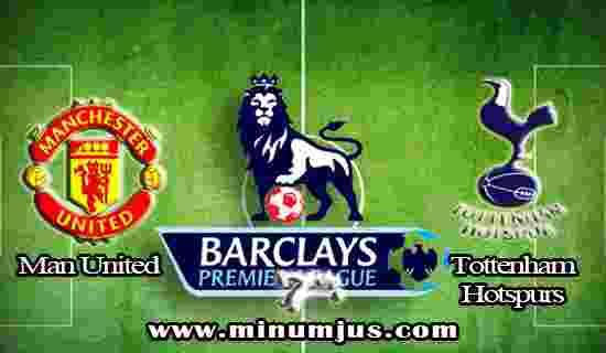 Prediksi Manchester United vs Tottenham Hotspur 28 Oktober 2017 - Liga Inggris